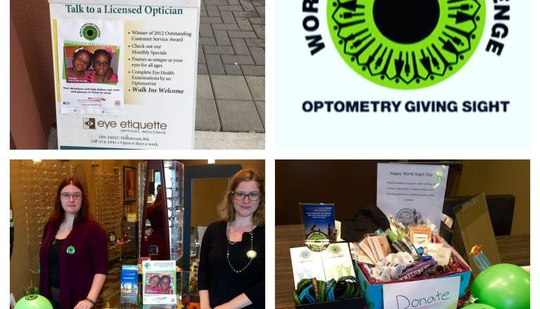 World Sight Day at Eye Etiquette Optical Boutique