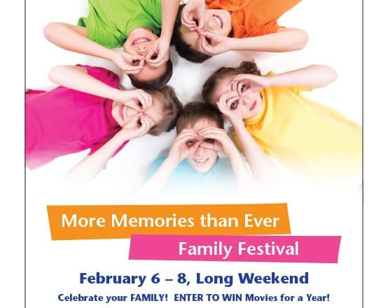 Family Day Festival in Langford's Westshore