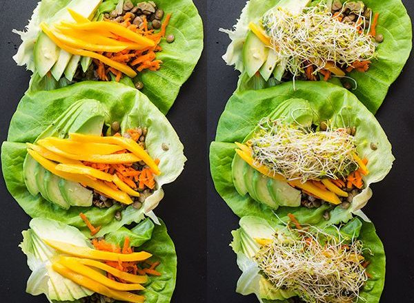 Healthy Eye Recipes - More than just salads too!