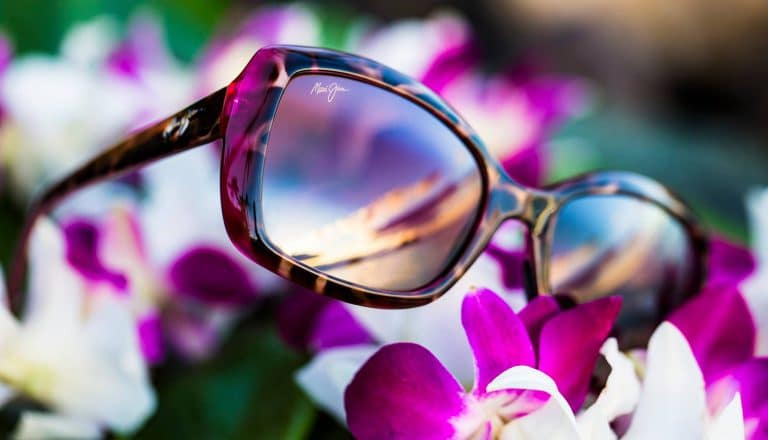 9e7cda8fb29 Maui Jim Orchid Sunglasses at Eye Etiquette