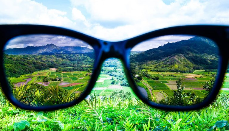 Maui Jim lenses available at Eye Etiquette