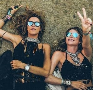 Music Festival Sunglasses Fashion